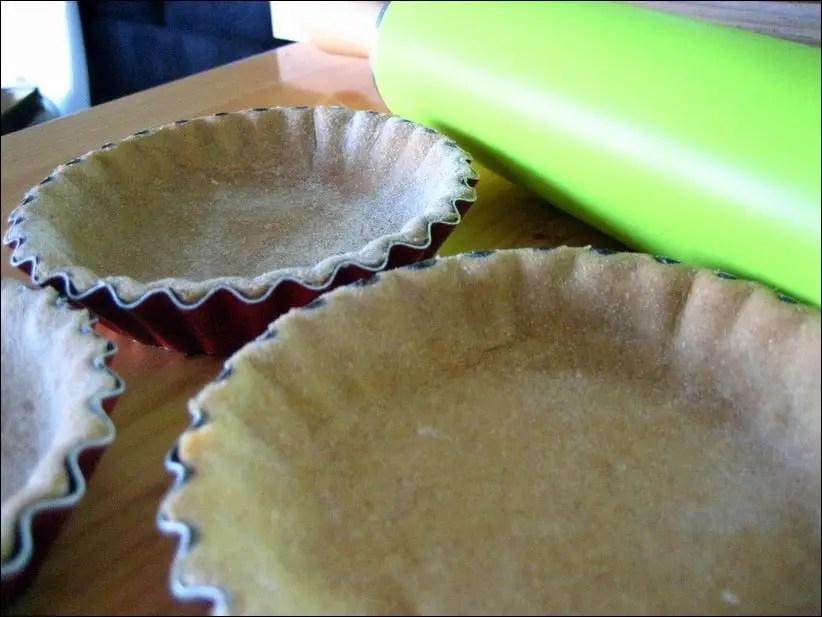 fond de tarte legere