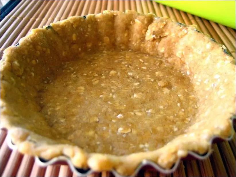 fond de tarte sans beurre