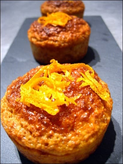 muffin orange sans beurre