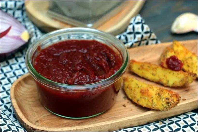 ketchup épicé recette