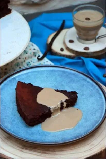 moelleux chocolat noir