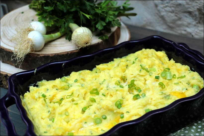 cuisine purée irlandaise