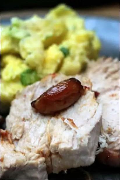 filet porc en cocotte au four