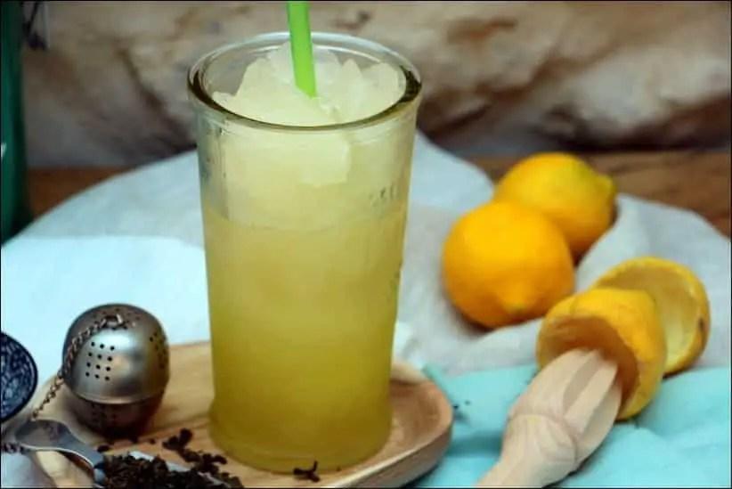slush citron thé vert