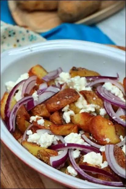 pommes de terre sautées a la poele