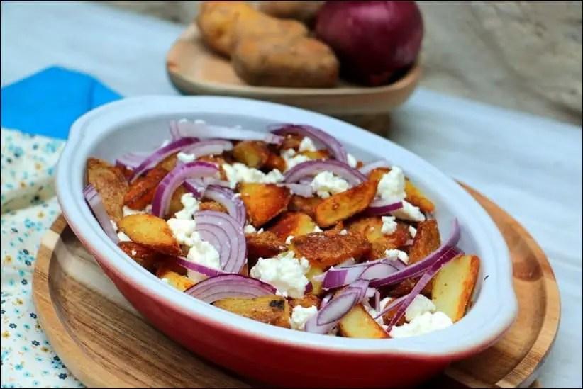 pommes de terre sautées origan