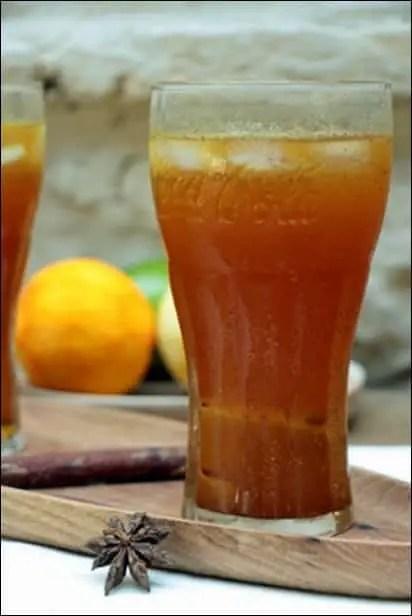 cola maison recette