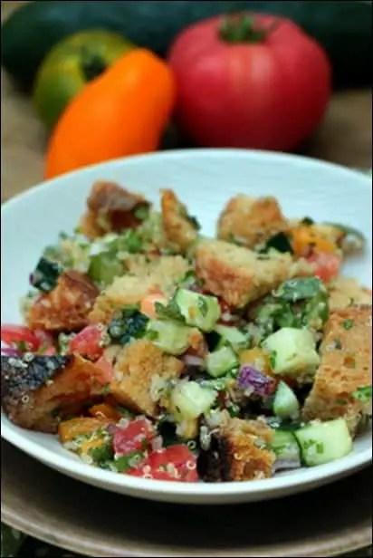 salade fattouche originale