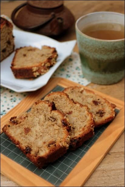 cake facile pour petit dejeuner