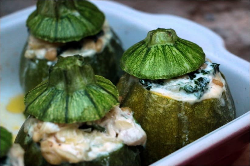 courgettes farcies blog