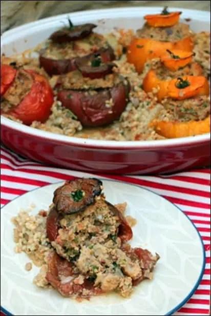 tomates farcies a la viande hachée
