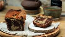 marbré vanille-chocolat de Christophe Felder