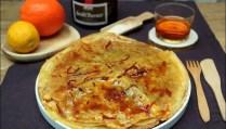 crêpes suzette faciles de Benoit Castel