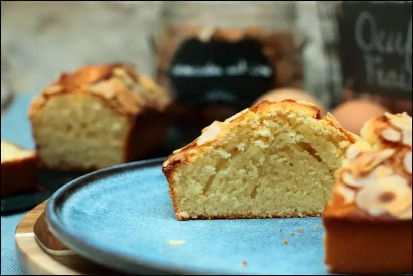 cake pate d'amande