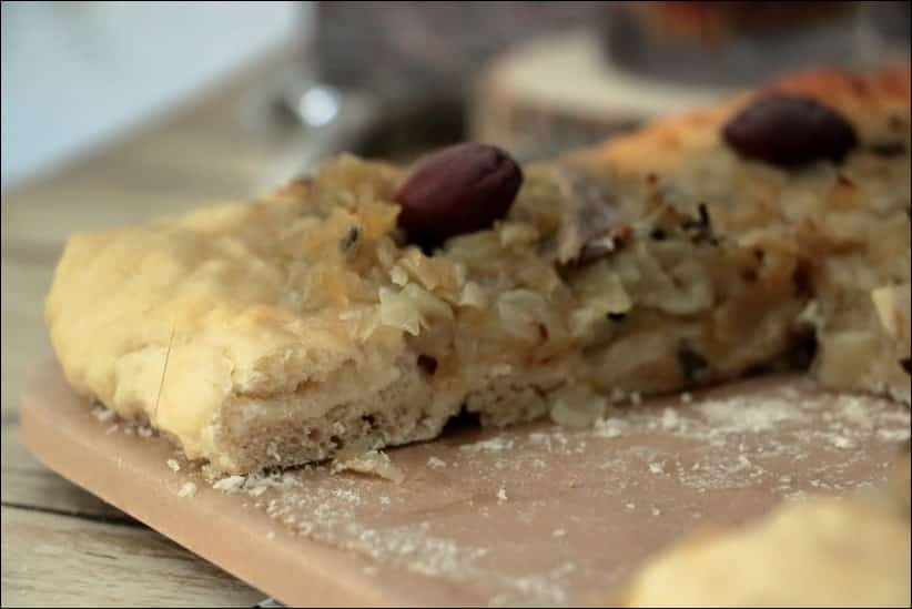 pissaladiere traditionnelle