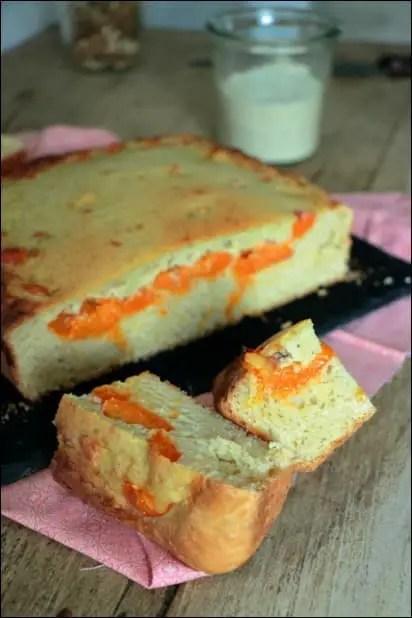 tarte abricot à la poudre d'amande