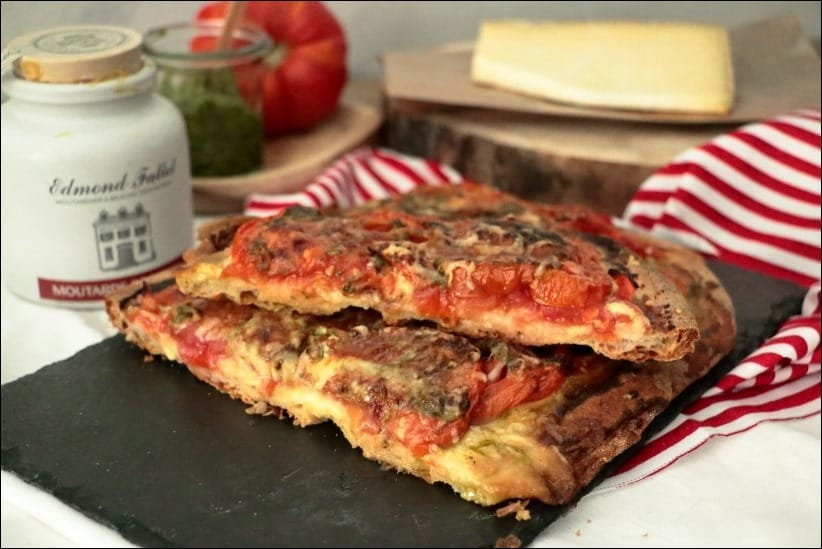 tarte tomate originale