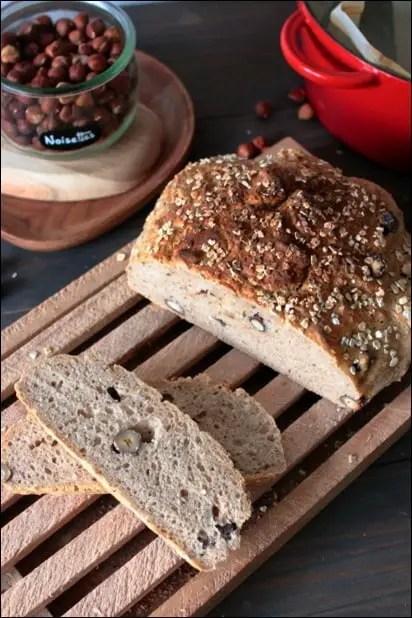 pain cocotte farine complète