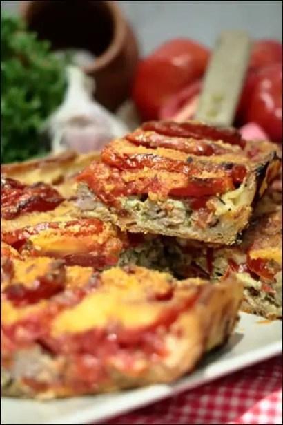 tarte facon tomates farcies