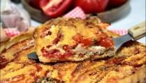 tarte tomate moutarde viande