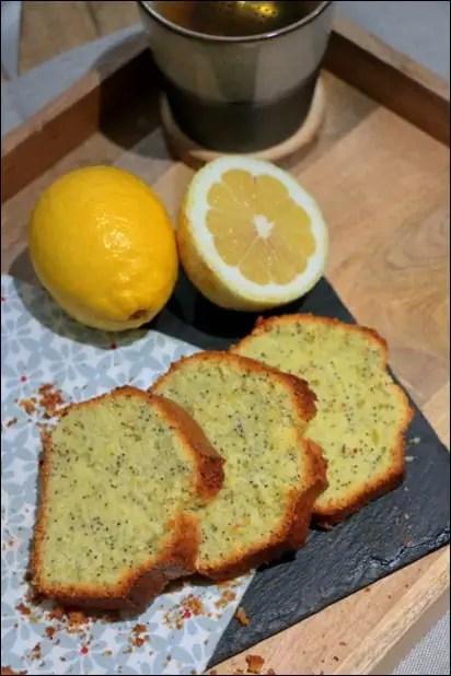 cake citron moelleux