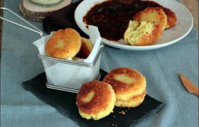 croquettes de pomme de terre de Laurent Mariotte