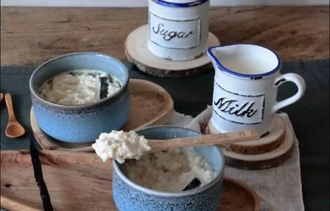 riz au lait ultra crémeux de William Lamagnère