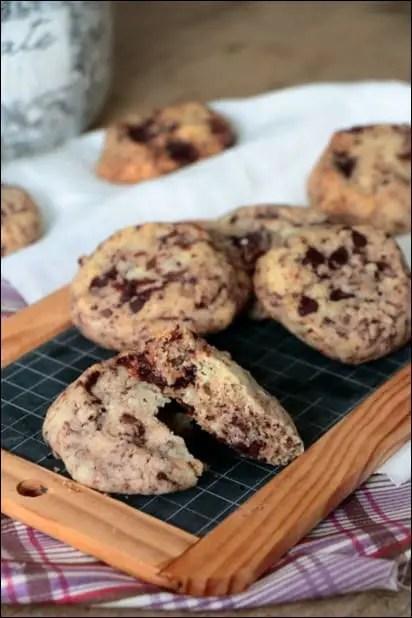 cookies chocolat de cyril lignac