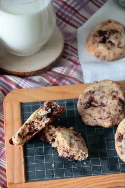 cookies 2 chocolats de cyril lignac