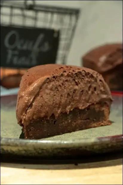 gateau a la mousse au chocolat facile