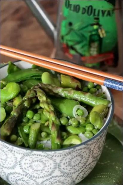 wok legumes vegetarien
