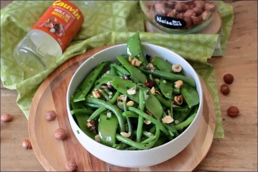 salade haricots verts grand chef