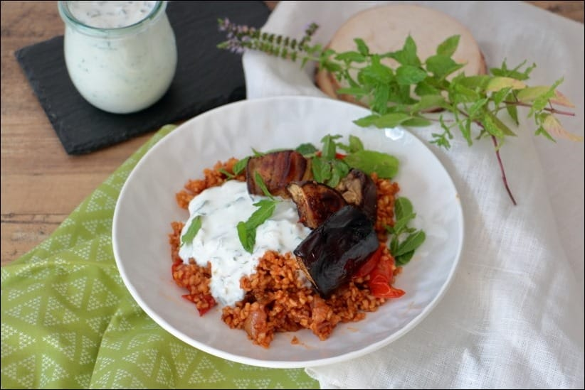 boulgour tomate ottolenghi