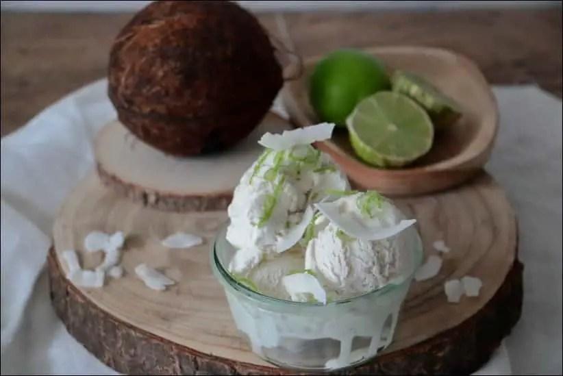 glace coco antillaise