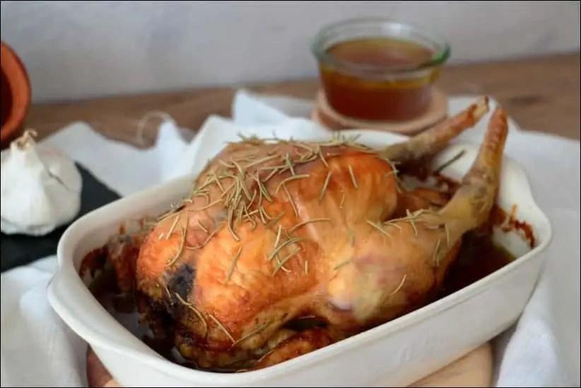 poulet cuisson basse température cumin curcuma