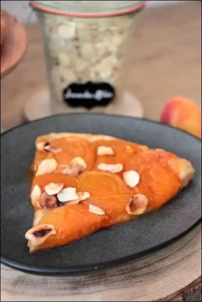 tatin abricot frais