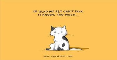 These 15 Cartoons Capture the Truth About Cats