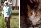 Bravest Cat Ever Saves 97-Year-Old Owner From Pit Bulls Aggressive Attack final