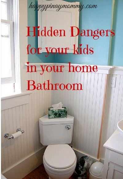 Hidden Bathroom Dangers for Kids