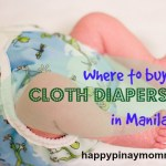 here to buy cloth diapers in Manila