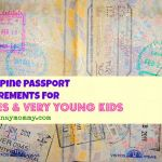 Philippine Passport Requirements for Babies