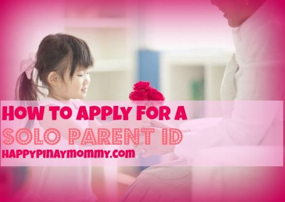 requirements for a philippine solo or single parent ID