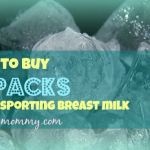 Buy Ice packs for breast milk in the Philippines