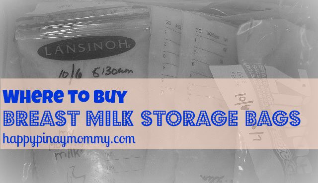 Where To Buy Breast Milk Storage Bags In The Philippines -9345