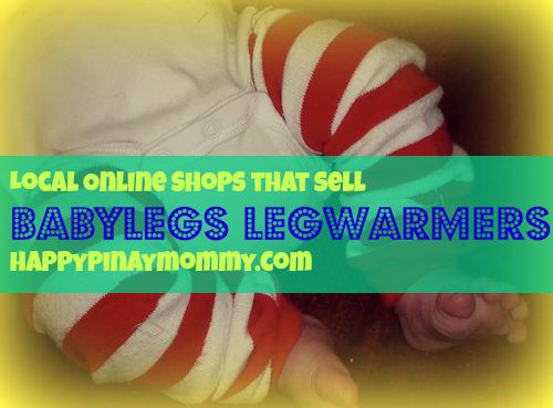 buy Babylegs Legwarmers in the Philippines