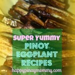 Here are some cheap and easy Filipino eggplant recipes. (Photo Credits) https://www.flickr.com/photos/monstermigs/