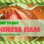 Where to buy the best Chinese Ham in the Philippines. (Photo Credits)