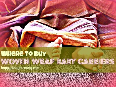 Where to buy Woven Wrap Baby Carriers in the Philippines. (Photo Credits) httpswww.flickr.comphotos43499845@N00