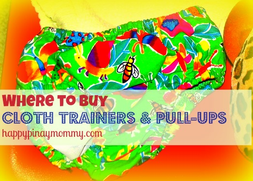 Where to buy Cloth Pull-up and Training Pants in the Philippines