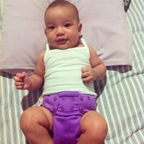 Earth Baby Cloth Diaper
